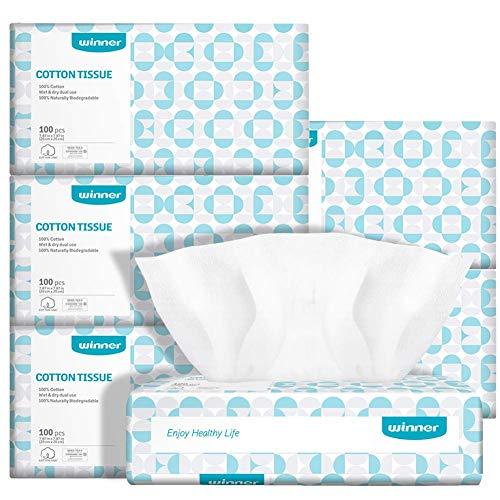 Tissues for sensitive skin
