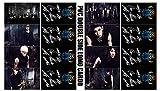 fanstown vixx PVC Firma la tarjeta de fotos Tarjetas Lomo 10pcs + llavero Gem colgante, (VIXX1), 1