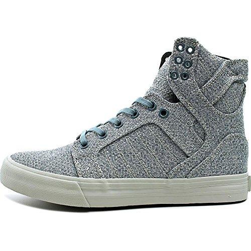Supra Vrouwen Skytop Sneaker Leisteen Blauw - Lichtgrijs