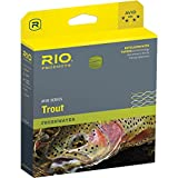 RIO BRANDS Mainstream Trout Wf4f Lmn Grn For Sale