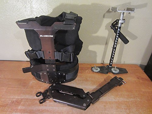 Glidecam Smooth Shooter Support Arm and Vest for use with Glidecam 2000 Pro, Glidecam 4000 Pro, Glidecam HD-2000 or Glidecam HD-4000 by Glidecam