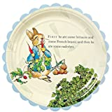 Meri Meri Party Plates, Peter Rabbit - Large
