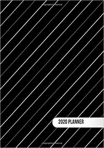 2020 Planner: Ultimate Personal Agenda and Schedule ...