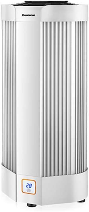 NO BRAND Calentador De Salida De Aire Sobredimensionado, Control Remoto, Dos Engranajes, Sincronización 7H, Bloqueo para Niños, Blanco 1228-F