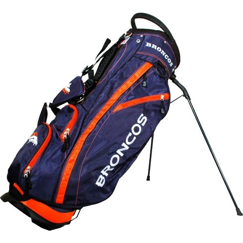 NFL Denver Broncos Fairway Golf Stand Bag Fairway Fan