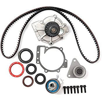 Amazon com: ECCPP Timing Belt Water Pump Kit Fits for Volvo