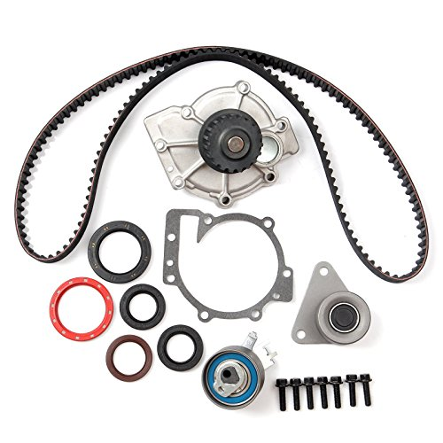 Amazon Com Eccpp Timing Belt Water Pump Kit Fits 1998 2010 Volvo