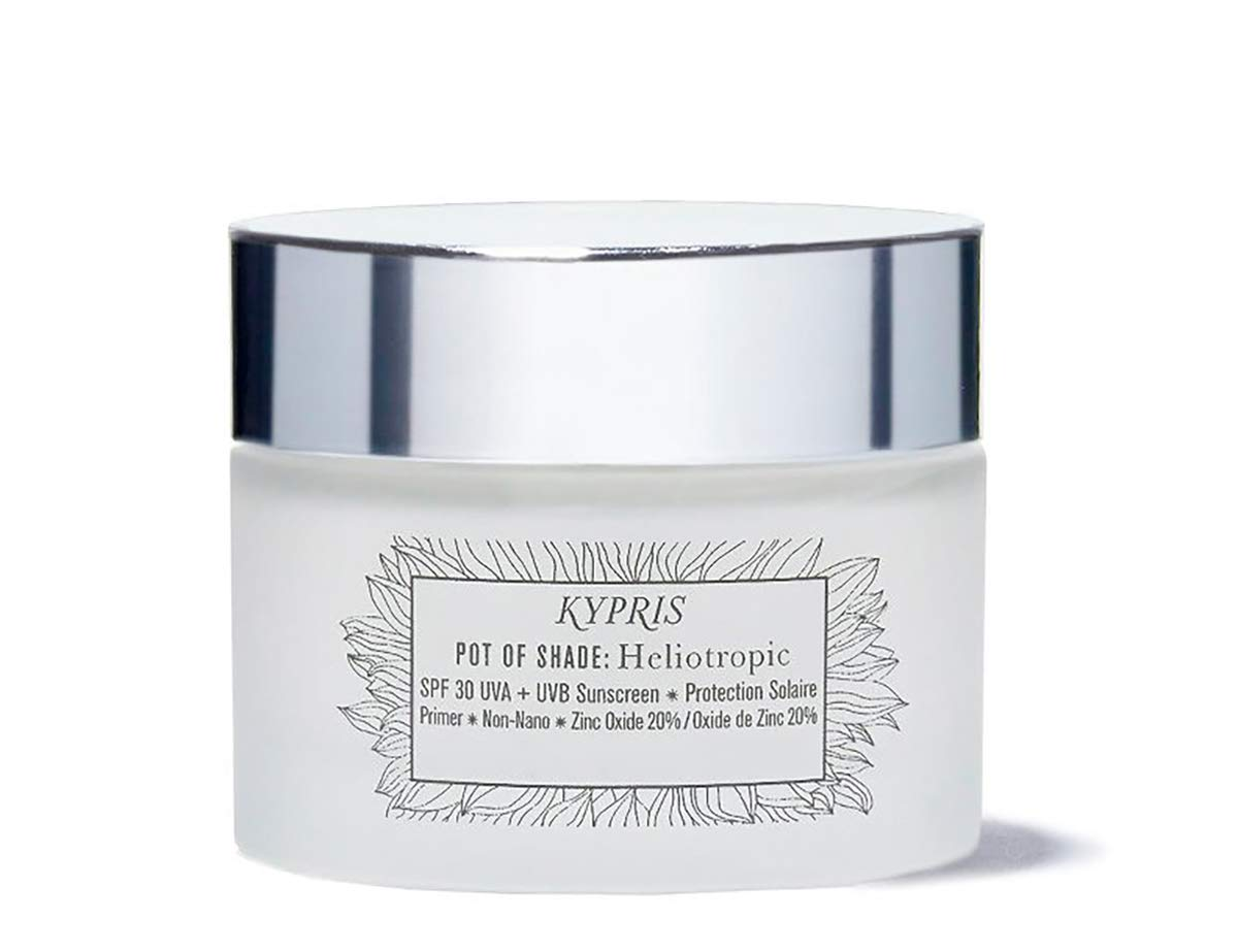 foto de Amazon.com: KYPRIS - Pot of Shade: Natural Heliotropic Sunscreen ...