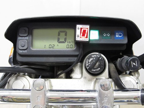 プロテック (PROTEC) シフトポジションインジケーター フルキット 11079 KLX250(98~06/08-)Dトラッカー(98-06)DトラッカーX(08-)スーパーシェルパ(97-06) SPI-K66   B00HIUJ10A