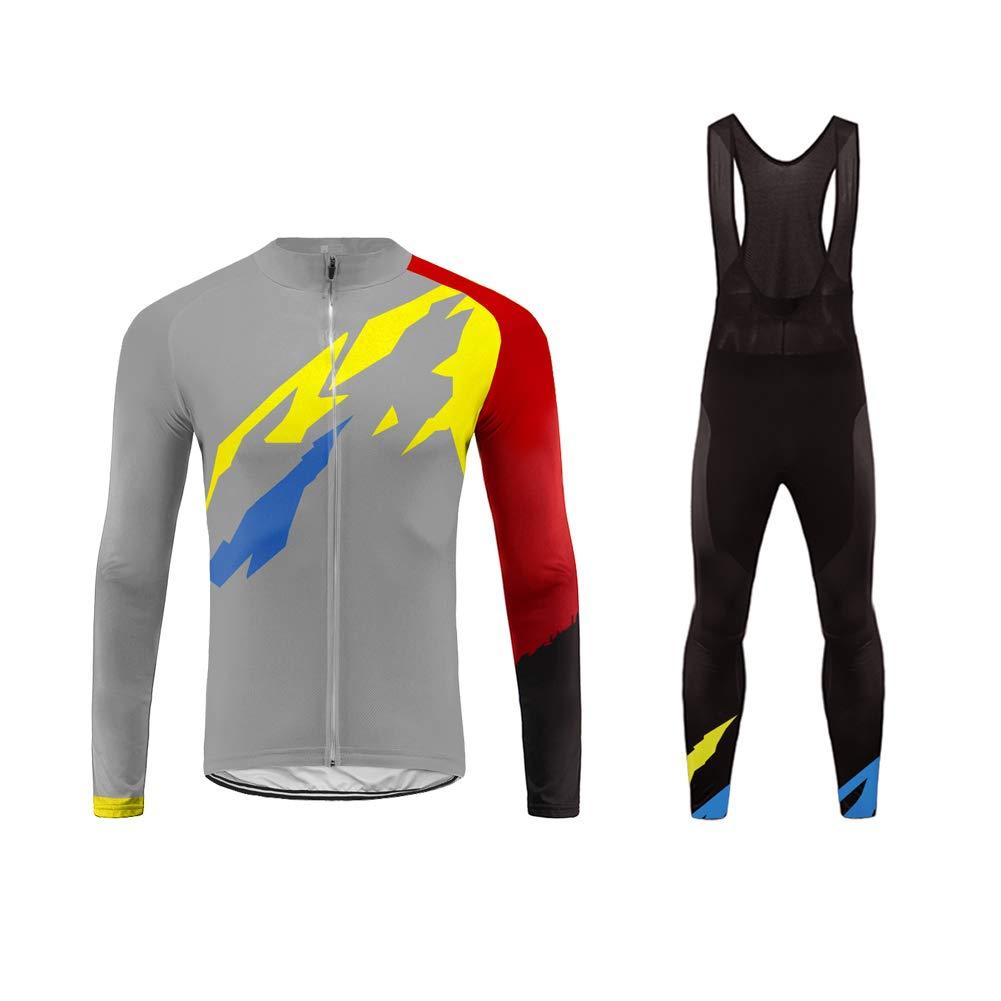 Uglyfrog Bike Wear Radsport Bekleidung Herren Herbst Style with Fleece Long Sleeve Trikots & Shirts  10