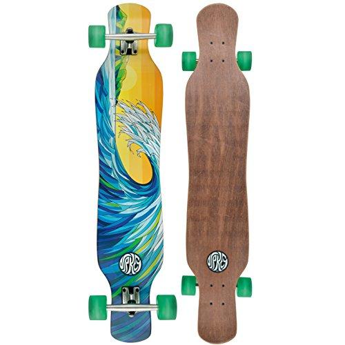 Osprey Complete Twin Tip Longboard Skateboard