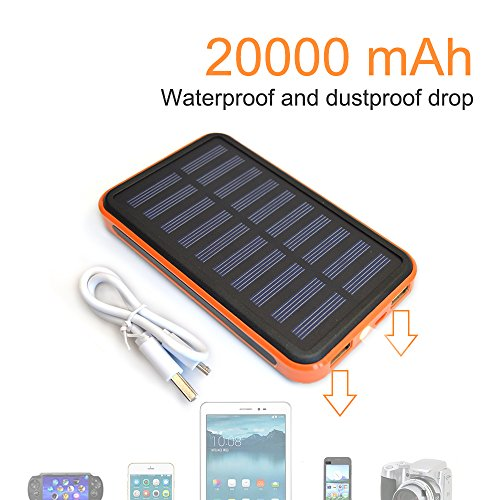 Solar Powered Battery Charger - 4