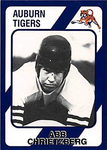 abb-chrietzberg-football-card-auburn-tigers-1989-collegiate-collection-156