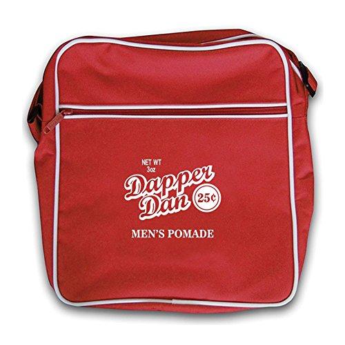 Dressdown Dapper Dan Men's Pomade - Retro Flight Bag Red
