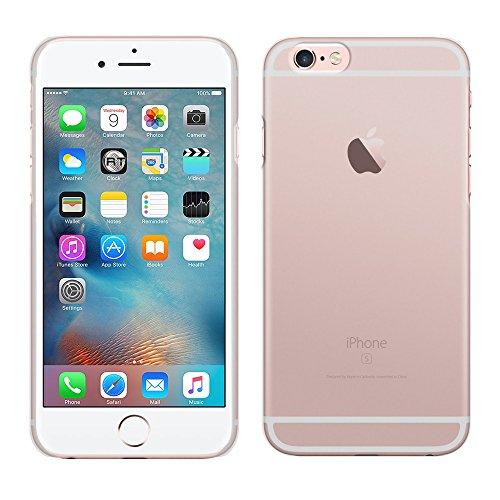 Apple iPhone 6S Plus - Ultra Slim Crystal Case Hardcase Schutzhülle Cover Schutz Etui Hülle Tasche Transparent - RT-Trading