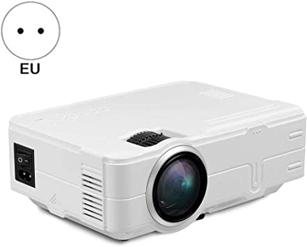 LED Portable Mini Proyector, 812 proyector Home Portable LED Vídeo ...
