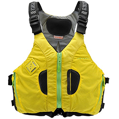 Astral Buoyancy Camino 200 PFD Jacket, Yellow - Large/X-Large