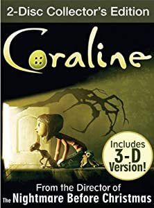 Coraline (3D-DVD)
