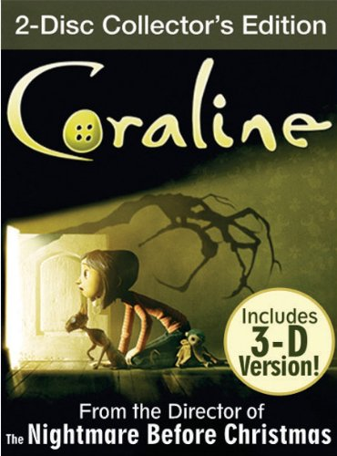 Halloween Eyes Animation (Coraline)