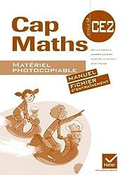 Cap Maths CE2 éd. 2011 - Matériel photocopiable (versions manuel et fichier)