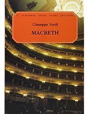 Macbeth: Vocal Score