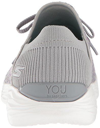 Gry Baskets Gris Enfiler prominence grey Skechers Femme You SCwgn7q0