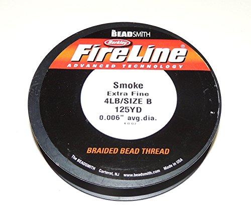 Fireline Smoke Extra Fine Yards
