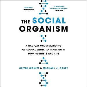The Social Organism Hörbuch