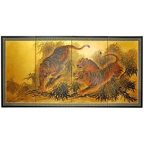 36 Inch Gold Leaf - Oriental Furniture 36