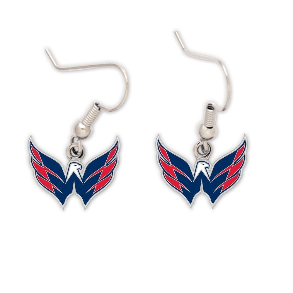NHL Womens NHL Dangler Earrings