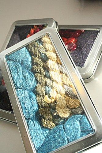 Artyarns Shawl for All Seasons Kit (Knit/Crochet) (Denim) by Artyarns