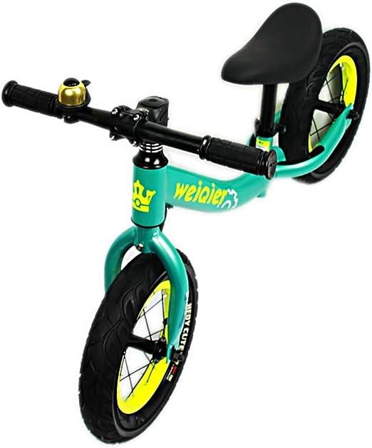 Bicicletas sin pedales Asiento Ajustable para Bicicleta de ...
