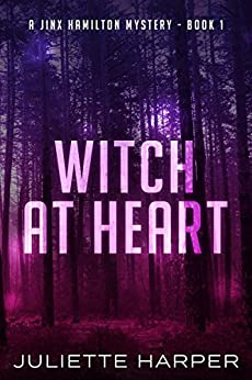 Witch at Heart (A Jinx Hamilton Mystery Book 1) (English Edition) de [Harper, Juliette]
