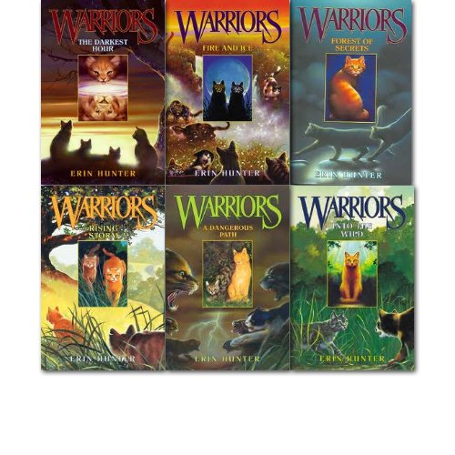 Warriors The New Prophecy Book 5: Best Warriors Books Dangerous Path