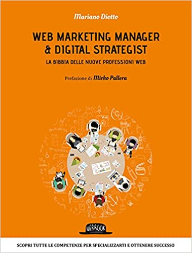 Book Web marketing manager & digital strategist