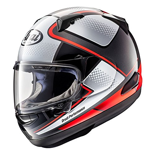 Price comparison product image ARAI QUANTUM-X BOX RED MOTORCYCLE HELMET XS