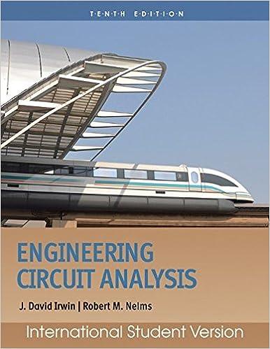 Engineering circuit analysis j david irwin r mark nelms engineering circuit analysis 10th edition international student version edition fandeluxe Image collections