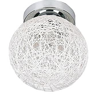 GQ lámpara de techo 1luz moderno Simple artístico (BBB), 220–240V
