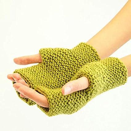 Kit básico de tejer para adultos Aprenda A Tejer-agujas de lana bolsa de instrucciones