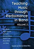 Teaching Music Through Performance in Band, Blocher, Larry and Cramer, Ray, 1579990282