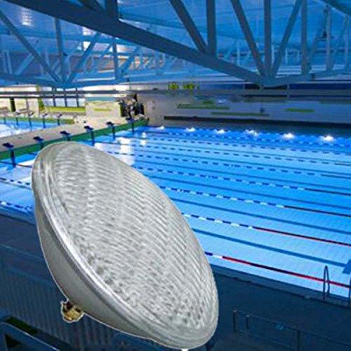 25W 566LEDs RGB LED Swimming Pool Pond PAR56 Light IP68 Waterproof