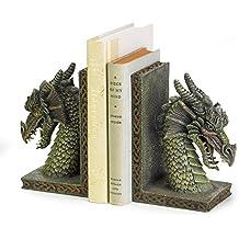 Dragon Book Ends Computer, Electronics