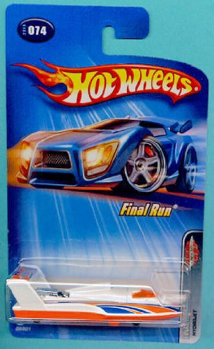 Hot Wheels 2005 Final Run Series (#4 of 5) Hydrojet Collectible #074 ()