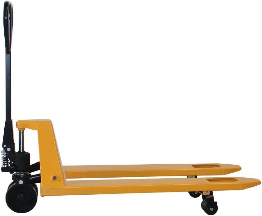 Hubwagen 2000 kg 1500mm Palettenhubwagen Gabelhubwagen Handhubwagen 1500