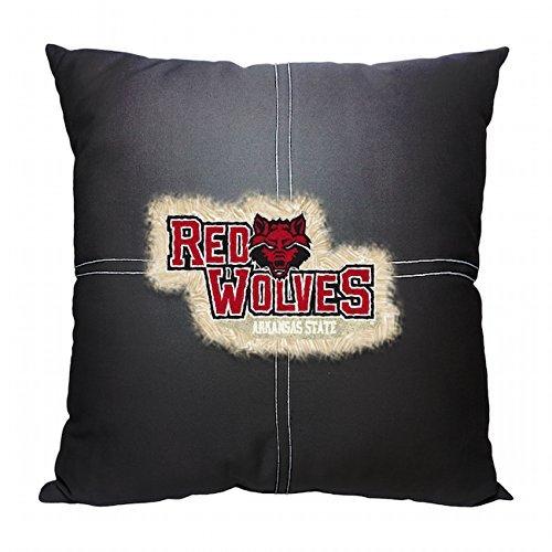 Northwest Arkansas State 18'' x 18'' College Style 142 Letterman Pillow