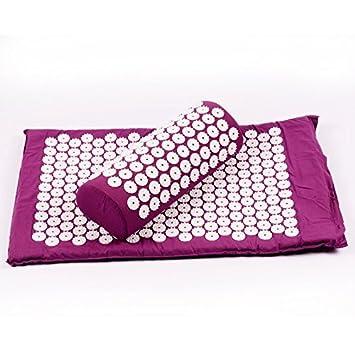 Neue Akupunktur Massage Kissen Kissen Massage Akupunktur Entlasten Stress Schmerzen Yoga Matte Akupressur Kissen Kissen Fußpflege-utensil