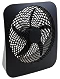 O2COOL Portable Fan with AC Adapter | Dual Power Source, Battery or AC Adapter | Up to 40 Hrs Battery Life | 10-Inch