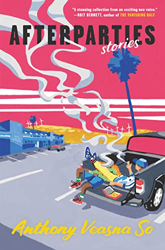 Book Cover: Afterparties: Stories