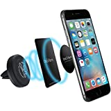 Car Mount, Tackform Magnetic Air Vent Mount [Stronger Version 2.1] Magnetic Phone Holder [UNIVERSAL] Cell Phone Holder for iPhone 7, 6, 6 Plus, SE Samsung Galaxy Note 7 S7, S7 Edge, S6