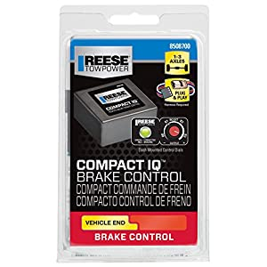 Reese Towpower 8508700 Compact IQ Brake Control, 1 Pack